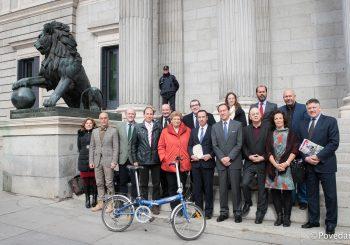 La Bicicleta al Congreso